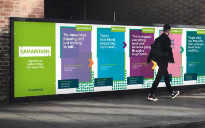 The power of human connection – The story of the Samaritans rebrand with Max Du Bois